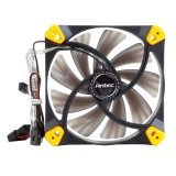 Antec TrueQuiet 120 LED Case Fan 120 mm with 3 Pin to 4 Pin Molex Adaptor Blue