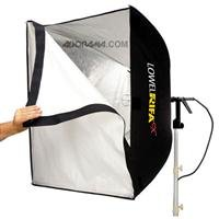 "Lowel Rifa LC-88eX1 eXchange-Lite, 1000 Watt (120-240VAC) 32x32"" Collapsible Soft Light System with 1000w/120v FEL Lamp"