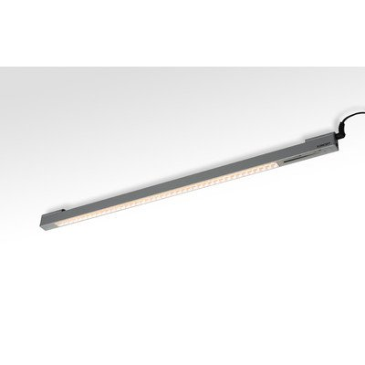 """Koncept Ucx-63-C-Sil-1Pk Ucx Under Cabinet Light, For 36"""" Cabinet, Cool Light, Silver"""