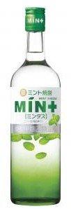 寶 ミント焼酎 MIN+ 700ml×6本