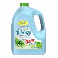 Febreze Fabric Refresher Refill with Gain Original Scent, 67.6-Ounce