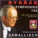 Dvorak: Symphonies 7 & 8