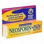 J&J Neosporin Plus Ointment - 15Gm - Model 89385 - Each front-1064400