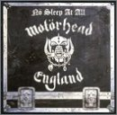 Mot�rhead Album - No Sleep at All: Live (Front side)