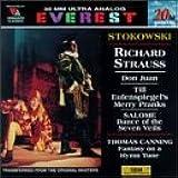 STOKOWSKI CONDUCTS RICHARD STRAUSS: Don Juan, Salome, etc