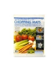 Progressive Flexible 12- by 15-Inch Chopping Mats (2-Pack)