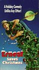 Ernest Saves Christmas [VHS]