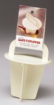 Compac Safe-t-stuffer Garbage Disposer Tool To Save Utensils and Fingers In Disposal