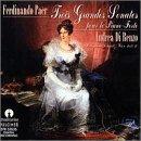 Cover of Ferdinando Paër: Trois Grandes Sonates pour le Piano-Forte - Andrea Di Renzo, Fortepiano Johann Schantz, Wien 1815/20