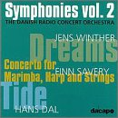 Symphonies 2 by Danish Radio Concert Orchestra