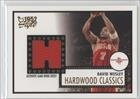 David Wesley Houston Rockets (Basketball Card) 2005-06 Topps 1952 Style Hardwood... by Topps