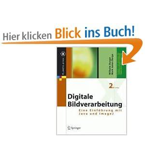 eBook Cover für  Digitale Bildverarbeitung Eine Einf uuml hrung mit Java und ImageJ