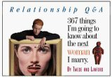 img - for 367 Things I'm Going To Know About The Next Woman I Marry (The Relationship Q&A) by E. Twede (1998-10-01) book / textbook / text book