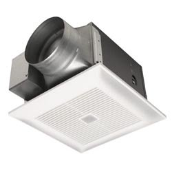 Panasonic FV-13VKM2 WhisperGreen 130 CFM Premium Ceiling Mounted Continuous and Spot Ventilation Fan with SmartAction Motion Sensor