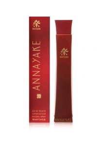 Annayake Matsuri per Donne di Annayake - 100 ml Eau de Toilette Spray