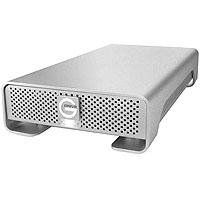 G-Technology G-DRIVE Q 2TB External Hard Drive w/ eSATA, USB 2.0, Firewire 400, Firewire 800 Interfaces 0G00203