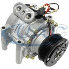 Universal Air Conditioning CO4910AC New A/C Compressor with Clutch