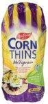 Real Foods Corn Thins Multigrain 5.3 Oz Pkg