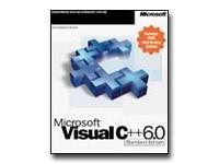 Microsoft Visual C++ Standard Edition - (Version 6.0 ) - Ensemble Complet - 1 Utilisateur - Cd - Win - Français