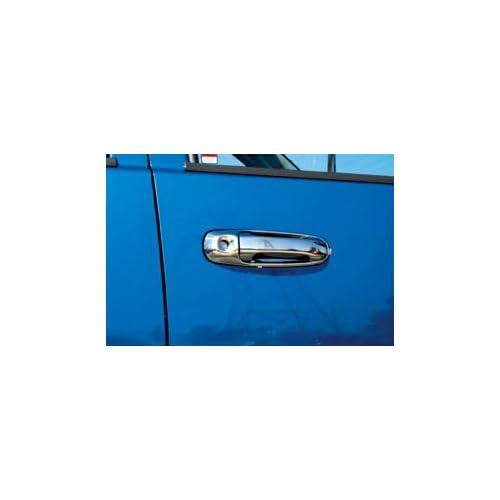 Dodge Ram Pickup 2002   2008 / Dakota 2005   2011 Truck Chrome ABS Door Handle Insert Accent Valutrim