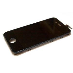 Imagen de iPhone 4 GSM reemplazo de cristal digitalizador de pantalla Kit de montaje (Con Zeetron paño de microfibra, y Kit de herramientas 6P)