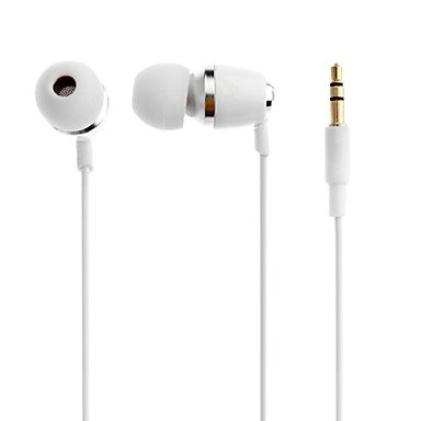 3.5Mm Fashinable In-Ear Earphone With Remote And Mic