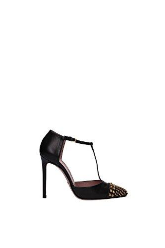 Sandali Gucci Donna Pelle Nero 353723C9D001000 Nero 39EU