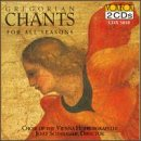 Gregorian Chants for All Seasons