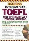 img - for How to Prepare for the TOEFL with Audio CDs (Barron's TOEFL IBT (w/CD audio)) 11th edition by Ph.D., Pamela Sharpe published by Barron's Educational Series [ Paperback ] book / textbook / text book