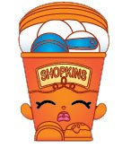 2014 SHOPKINS FIGURES - ICE CREAM DREAM #121 SEASON 1 - (SPECIAL EDITION) - 1