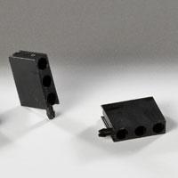 Led Mounting Hardware Led Holder 3Mm 3 Level Black (1 Piece)