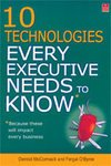 img - for 10 Technologies Every Executive Needs to Know book / textbook / text book