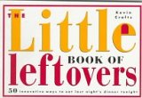 img - for The Little Book of Leftovers book / textbook / text book