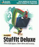 Upgrade Stuffit Deluxe 5.5