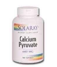 Calcium Pyruvate 600mg - 100 - Capsule