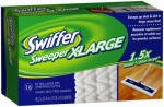 SWIFFER SWEEPER PRO CLOTHS 16