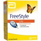 FreeStyle Lite Blood Glucose Monitoring System – 1 x 1 ea