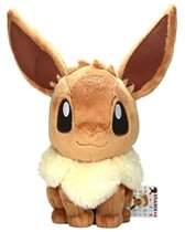 "Takara Tomy Pokemon I LOVE EEVEE Banpresto High Quality Plush - 48100 ~ 10"" Eevee at Sears.com"