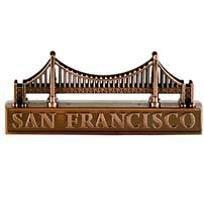 San Francisco Golden Gate Bridge Pencil Sharpener AB