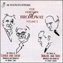 echange, troc Heritage of Broadway - Heritage of Broadway 3