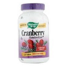 Standardized Cranberry by Nature's Way