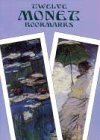 Twelve Monet Bookmarks (Dover Bookmarks) (048642197X) by Monet, Claude