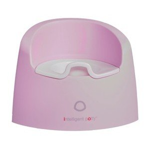 Intelligent Potty with Voice Recording for Potty Training Babies, Baby Pink