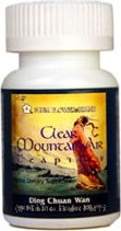 Clear Mountain Air Teapills (Ding Chuan Wan), 200 ct, Plum Flower