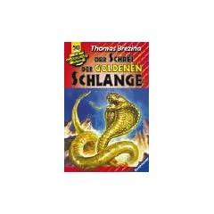 Der Schrei der goldenen Schlange. Die Knickerbocker-Bande