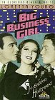 Big Business Girl [VHS]