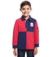 Pure Cotton Thomas & Friends© Rugby Shirt