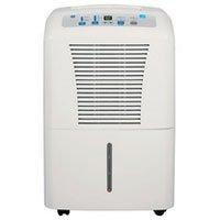 GE 50 Pint White Dehumidifier - ADEH50LP