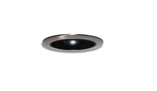 American Lighting X5-Bkm-Al-X56 5-Inch Downlight Trim Kit For X56 Series, Black Multiplier, Satin Aluminum Trim