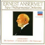 Ansermet cond Stravinsky : The Firebird (Complete) (London)